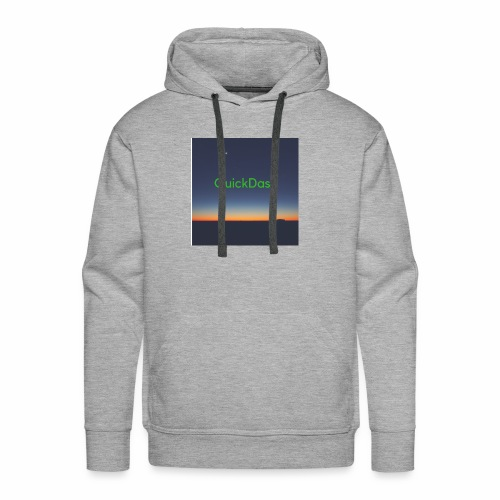 QuickDash Merch - Men's Premium Hoodie