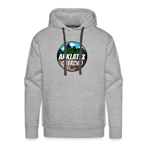ArkLaTex free Sticker Color - Men's Premium Hoodie