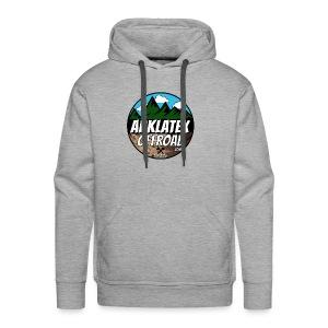 ArkLaTex free Sticker Color - Men's Premium Hoodie