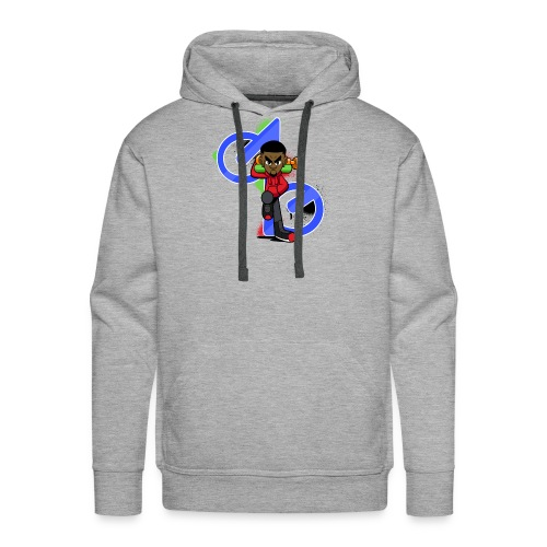OBE1plays - Men's Premium Hoodie