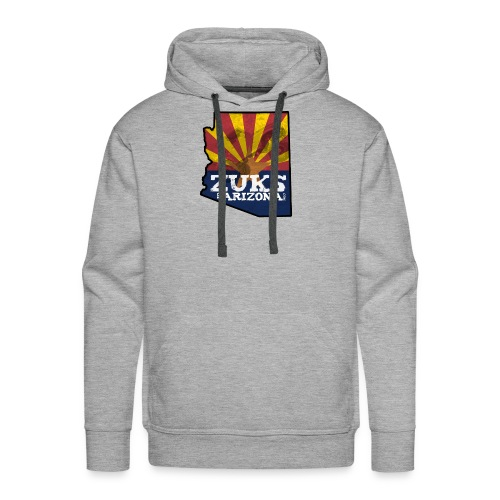 Zuks of Arizona Official Logo - Men's Premium Hoodie