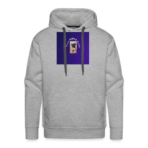 Puppy #1 - Men's Premium Hoodie
