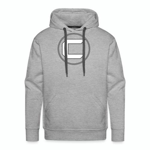 White Cyphon Clan Logo - Men's Premium Hoodie
