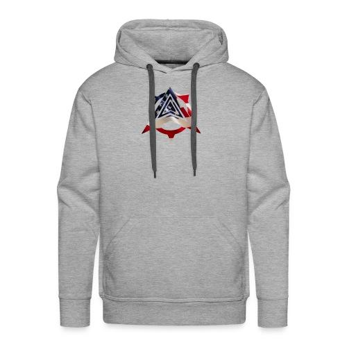 United States Flag - Men's Premium Hoodie