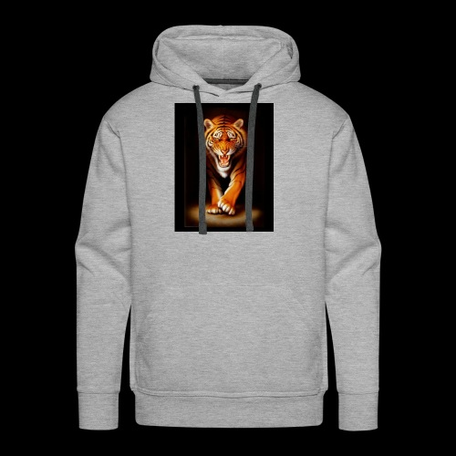 FIERCE Ice - Men's Premium Hoodie