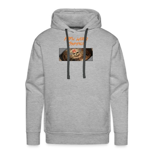 PBPW_World_Champion - Men's Premium Hoodie