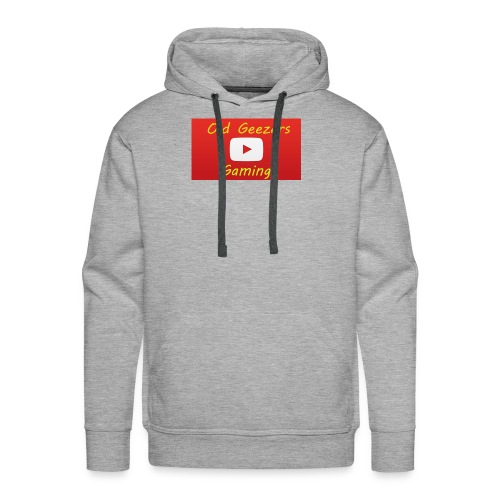 Old Geezers Gaming - Men's Premium Hoodie