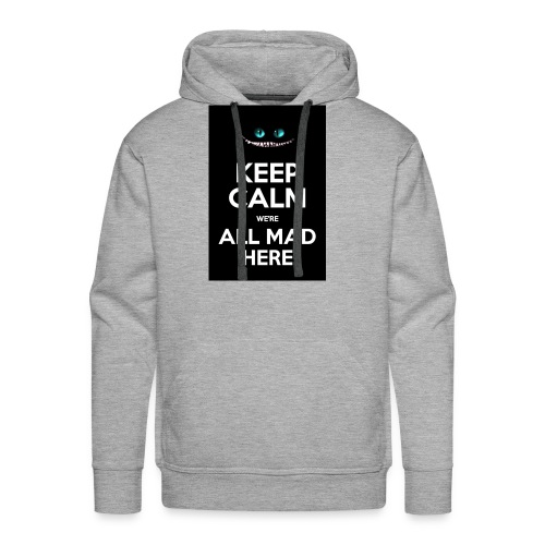 Words on shirt - Men's Premium Hoodie
