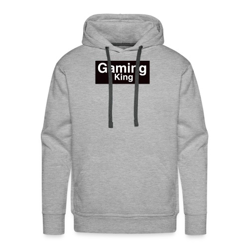 Gaming king - Men's Premium Hoodie
