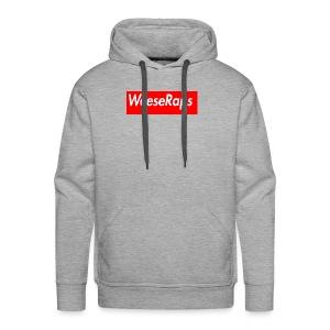 WeeseRaps Supreme Design - Men's Premium Hoodie