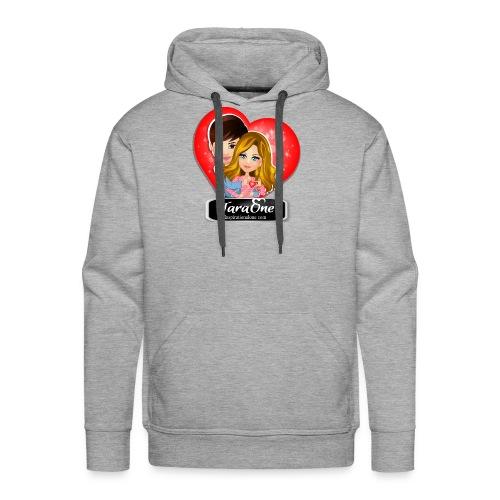 Love Heart Shirts - Men's Premium Hoodie