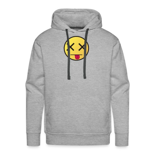 When I wake up - Men's Premium Hoodie
