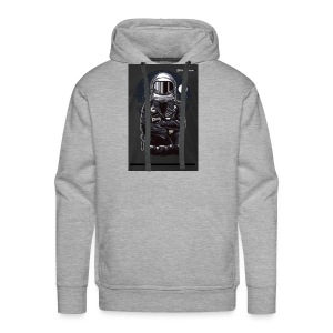 Elite astronaut men t-shirt - Men's Premium Hoodie