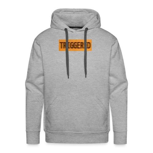 TRIGGERD - Men's Premium Hoodie
