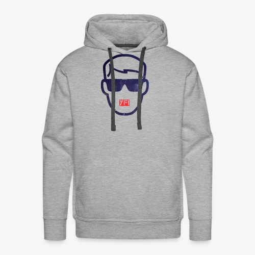 Your Face Inc. - Men's Premium Hoodie