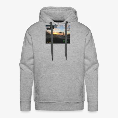 Sunset Aesthetic - Men's Premium Hoodie