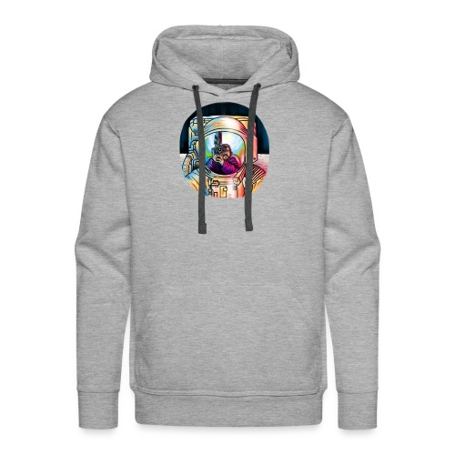 THE MOONING - Men's Premium Hoodie