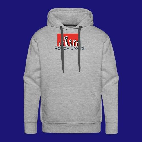 Rowdy Peace Browdi - Men's Premium Hoodie