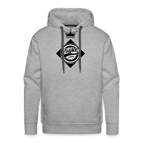 Psÿke Crown Logo - Men's Premium Hoodie