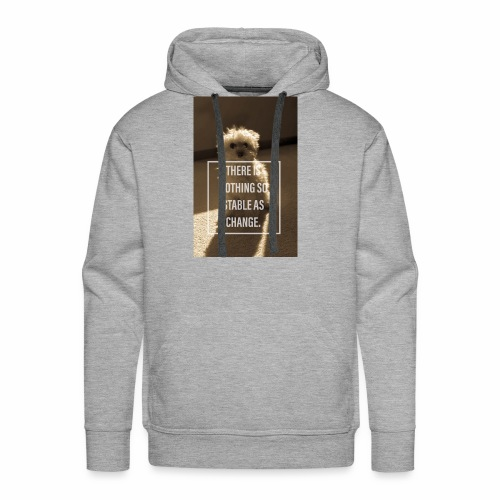 gizmos words of wisdom - Men's Premium Hoodie