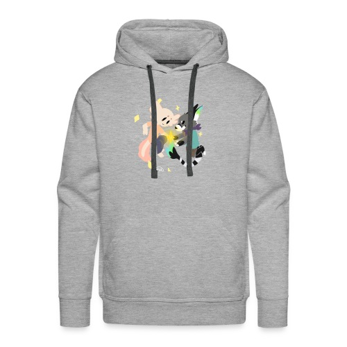Coffee and Souchi - Men's Premium Hoodie