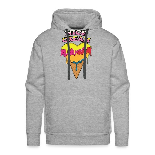 ICE CREAM - Men's Premium Hoodie