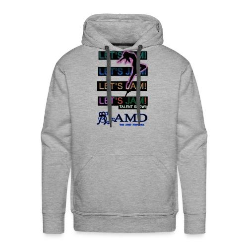 Let's Jam! Talent Show! - Men's Premium Hoodie