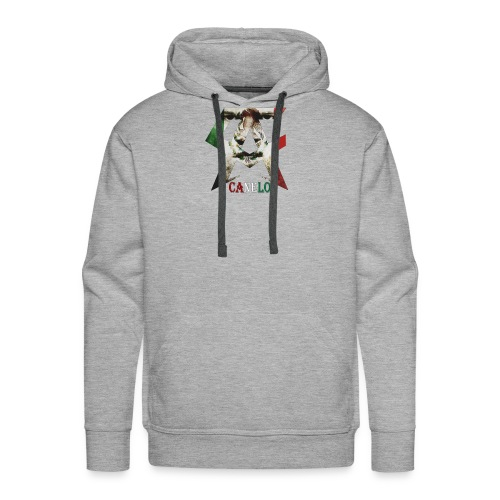 canelo alvarez - Men's Premium Hoodie