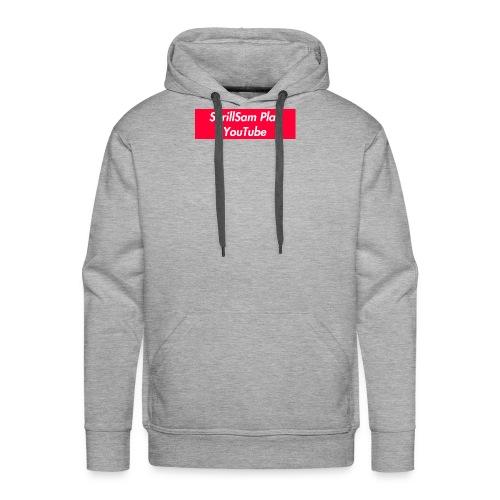 supreme box logo Cloths - Men's Premium Hoodie