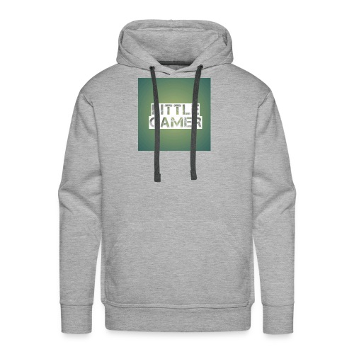 Little gamer - Men's Premium Hoodie