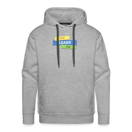 Triple L T-shirt - Men's Premium Hoodie