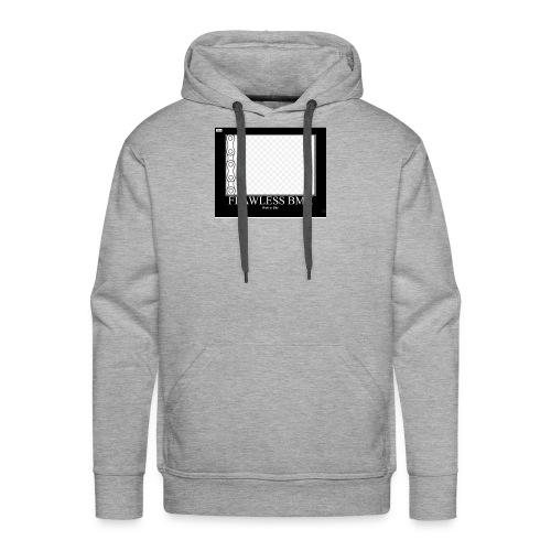 flawless bmx 3 - Men's Premium Hoodie