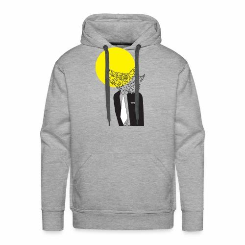 Wolf in Men's Clothing - Men's Premium Hoodie
