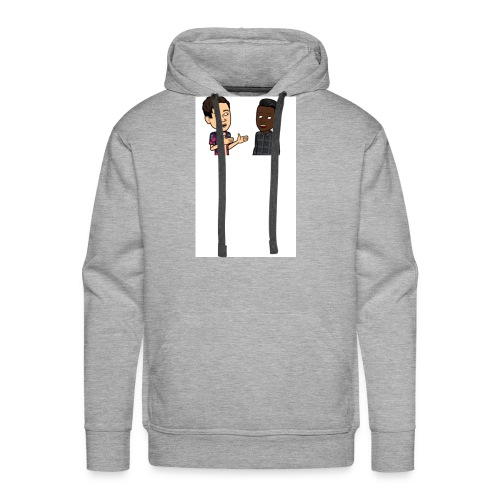 Brothers till the end - Men's Premium Hoodie