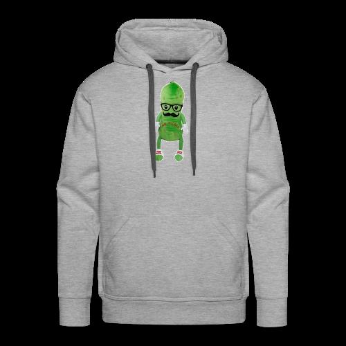 Mr. Pickle - Men's Premium Hoodie