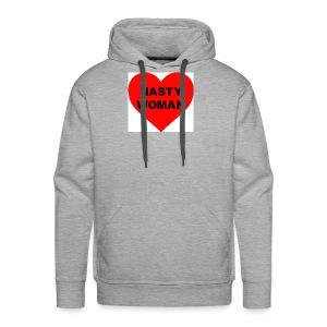 Nasty Woman - Men's Premium Hoodie