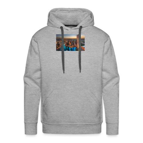 City - Men's Premium Hoodie