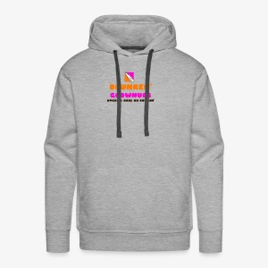 DRUNKEN GROWNUPS - Men's Premium Hoodie