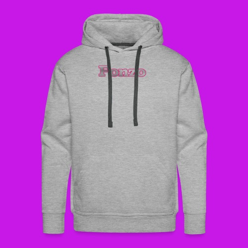 New Fonzo Merch - Men's Premium Hoodie