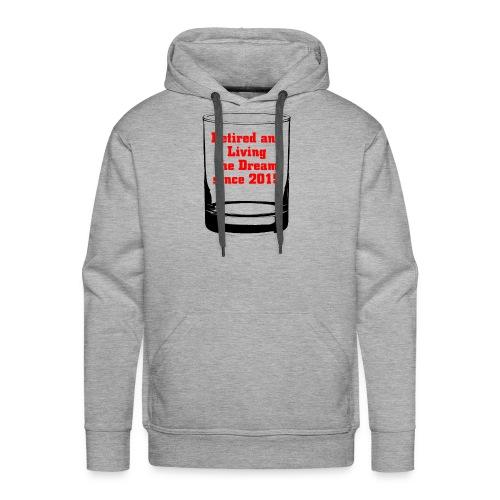 Retired 2015 - Men's Premium Hoodie