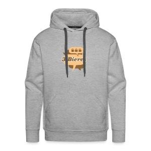 Blanc - Men's Premium Hoodie
