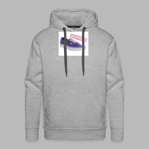 purple vans headbands - Men's Premium Hoodie