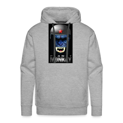 ESTAMPA PLANET MONKEY - Men's Premium Hoodie