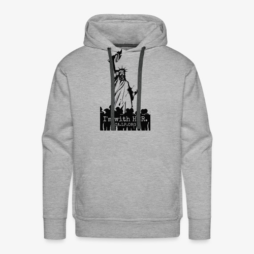 CA Liberty - Men's Premium Hoodie