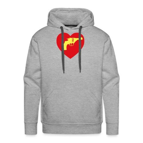 Heart 38 Spec. - Men's Premium Hoodie