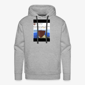North Korea Dosent know how ther messin whit - Men's Premium Hoodie