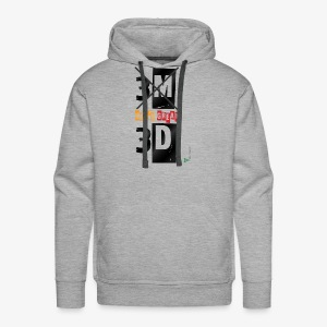 My great GOD - Men's Premium Hoodie