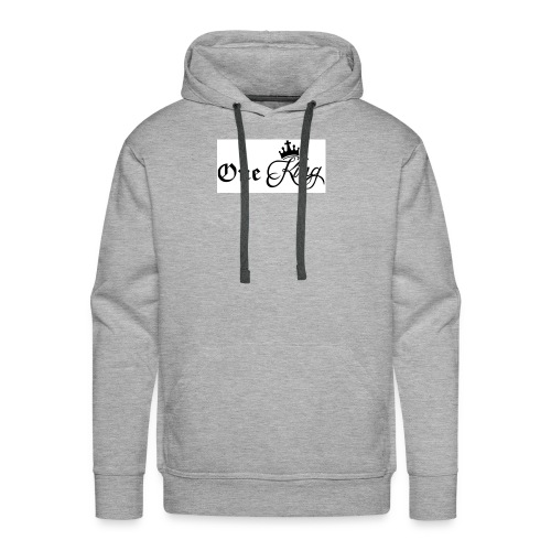 One king - Men's Premium Hoodie
