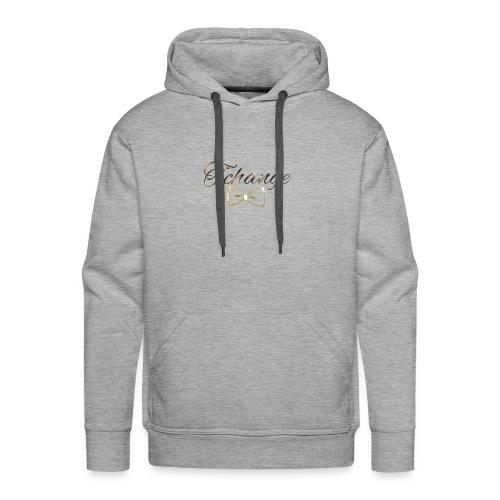 Tchange company logo - Men's Premium Hoodie