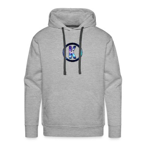 Galaxy K Logo Apparel - Men's Premium Hoodie